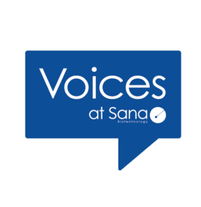 Voices at Sana logo
